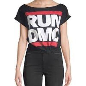 🔻Alice + Olivia - Run DMC Shirt